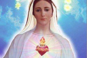 Mère Marie : Accepter et accueillir (le Feu sacré du Soleil central du Cœur de l'Ain Soph Or a une telle puissance d'Amour qu'Il élève et transforme toutes les consciences)