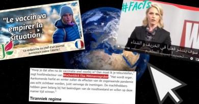 La vidéo censurée de la rédactrice en chef du magazine Wochenblick fait le tour du monde : «La vaccination est la vraie pandémie»