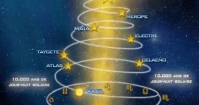 La vague Galactique, le grand Flash, c'est une vague de lumière, un alignement avec la Source Alcyone