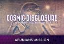 DIVULGATION COSMIQUE Saison 19 épisode 2 : Ricardo Gonzalez, La mission des Apuniens