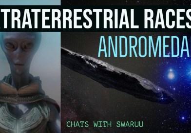 Les grands races Extraterrestres en 5D: Les Andromédiens par Swaruu des Pléiades (informations reçues par contact direct avec un être des étoiles)