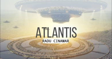 Révélation sur l'Atlantide par Radu Cinamar
