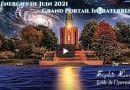 Les énergies de juin 2021 : Grand Portail Intraterrestre