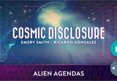 DIVULGATION COSMIQUE Saison 21 épisode 2 : Ricardo Gonzalez, Agendas extraterrestres