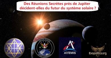 Des réunions secrètes près de Jupiter décident de l'avenir de notre système solaire ?