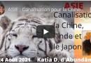 Asie (Chine, Inde, Japon) et réflexions diverses sur la transition planétaire en cours – canalisation du 24 août 2021 par Katia