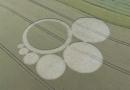 Les crops circles nous éclairent par Umberto Molinaro