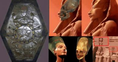 Les pharaons de l'Egypte ancienne étaient des extraterrestres