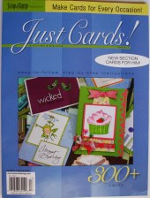 Just Cards! Butterfly Tutorial