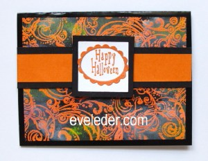 Elegant Budget Friendly Halloween Cards