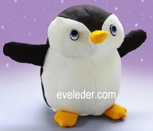 Felt Stuffed Penguin Toy