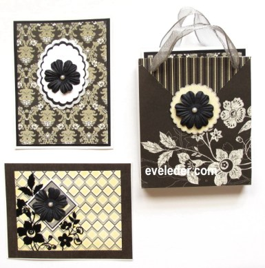 Card Purse Set the Perfect DIY Gift