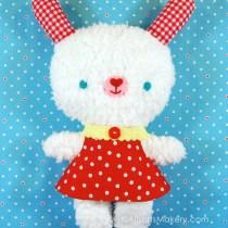 Free Rabbit Sewing Pattern