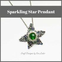 Beaded Star--FREE Beading Pattern
