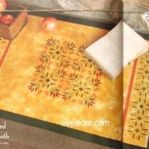 Painted Floorcloth