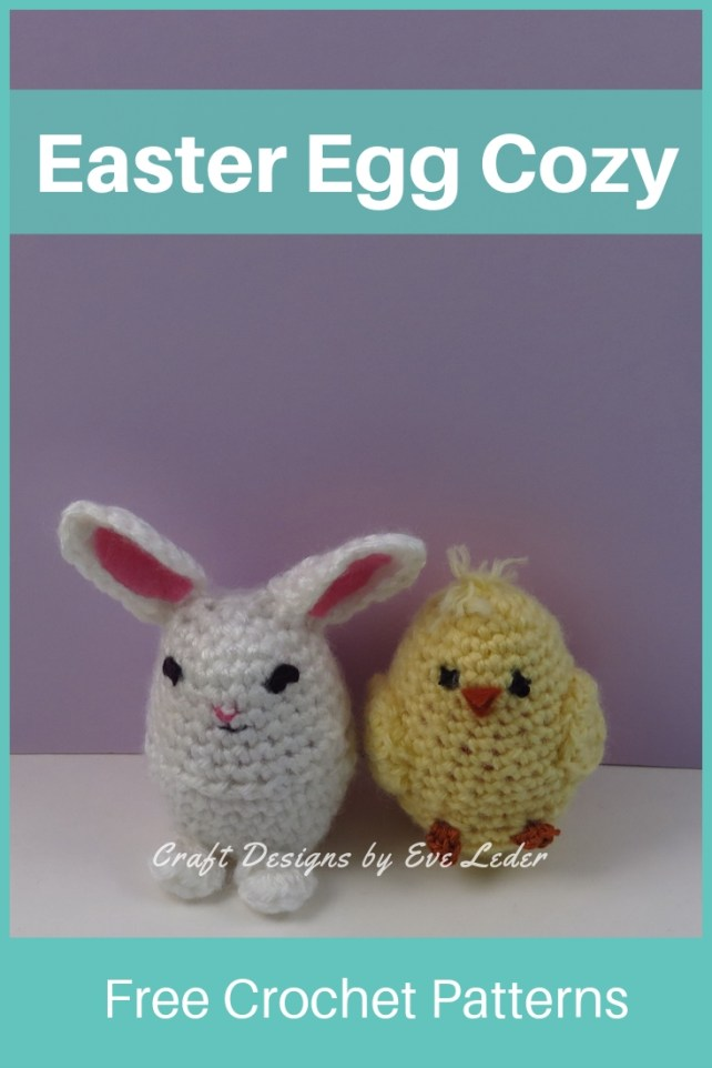 Crochet Egg Cozy — FREE Crochet Pattern — Are you looking to add an extra special touch to your Easter decorations without breaking the bank? A crochet egg cozy is a budget friendly way to do so.