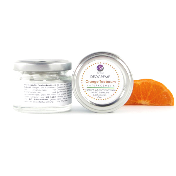 Deocreme Orange Teebaum