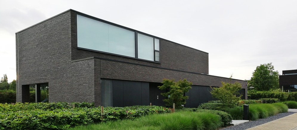 strakke tuin Evelien Claus tuinarchitect Geel