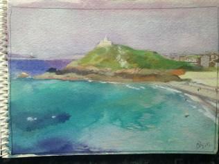 The Island, Porthmeor, St Ives