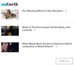 Example: Blog Posts