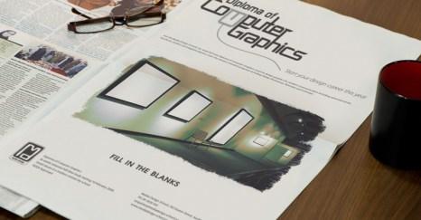 Design Course Ad