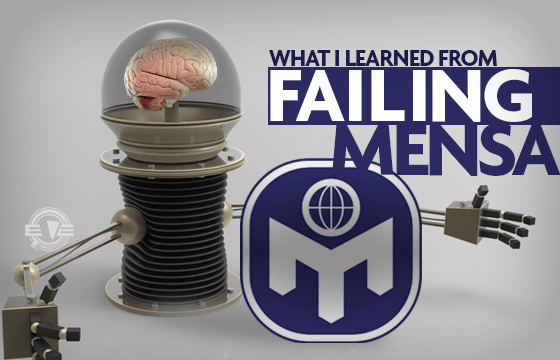 What I learned from failing Mensa - title image
