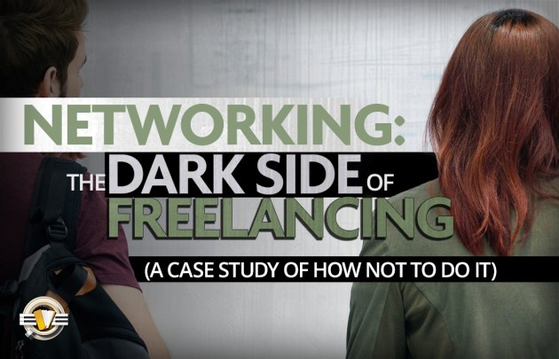 Networking: The Dark Side of Freelancing