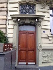 I'm NUTS about doors...Europe does not disappoint in the variety of designs