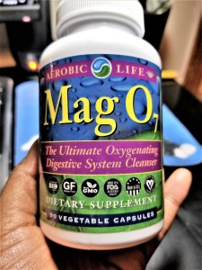The Ultimate Oxygenating Digestive System Cleanser, Mag O7 Review