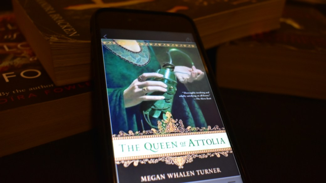 Review – The queen of Attolia