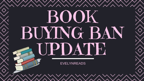 Book buying ban update!