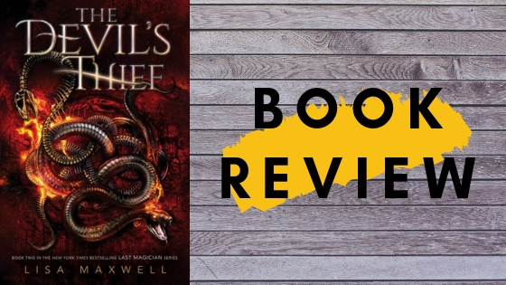 The devil's thief! (review)