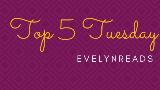 Top 5 Tuesday – Funny characters