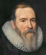 Portrait of Johan van Oldenbarnevelt