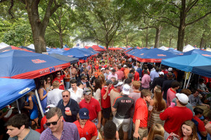 Ole Miss fans rank second in Emory Sports Marketing study.