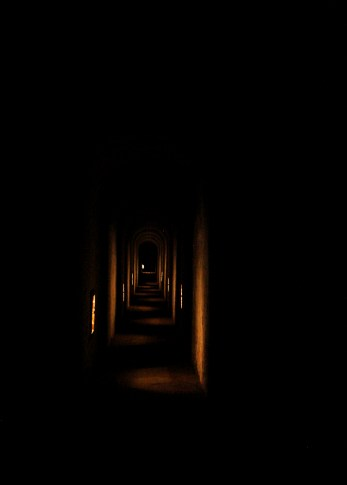 A Terezin Tunnel