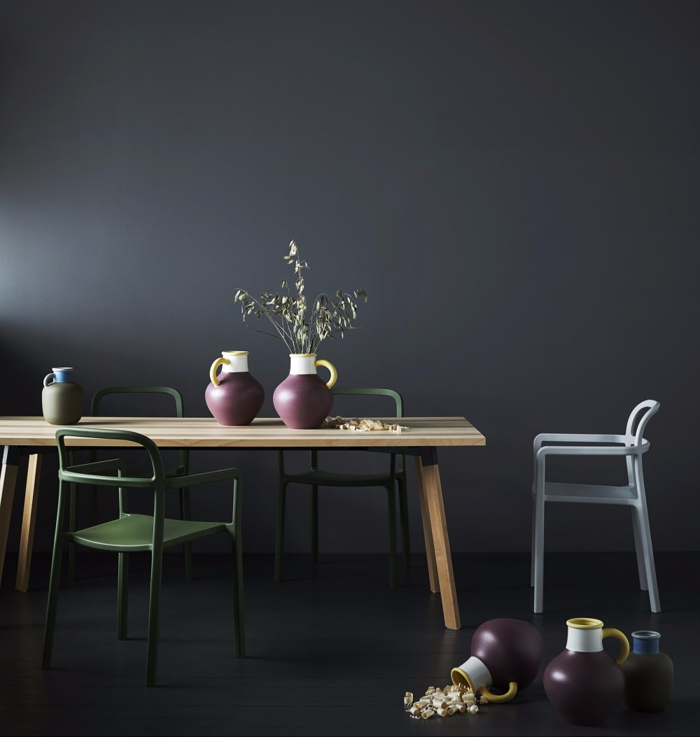 IKEA and Hay have released a set of images that show the full range of furniture and homeware products from their collaboration. The collection, named Ypperlig, is due to be released in October 2017. Keep your eyes peeled...