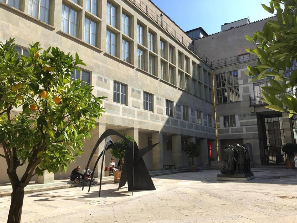 Basel art gallery