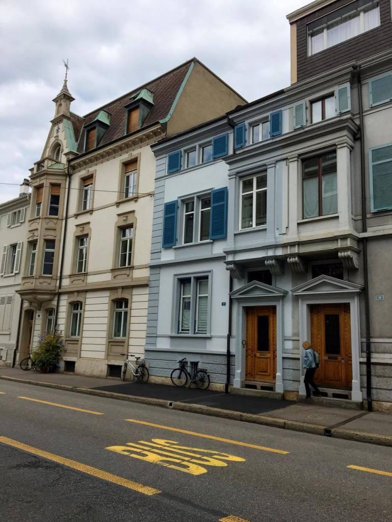 Basel houses 2