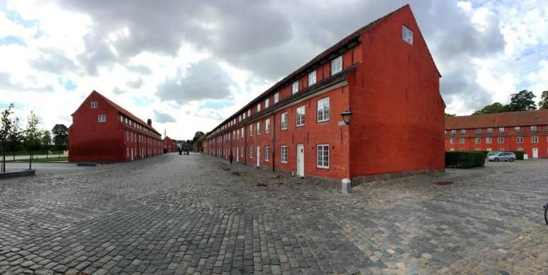 Copenhagen fort 2