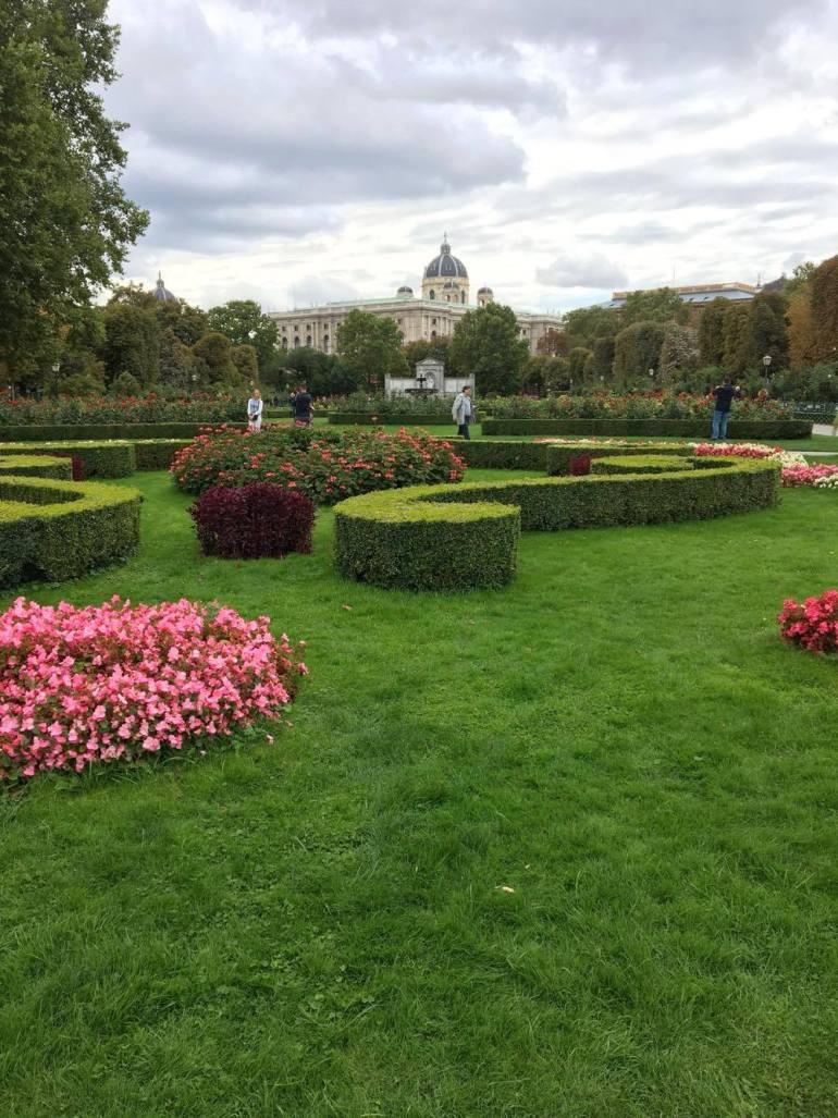 Vienna park 2