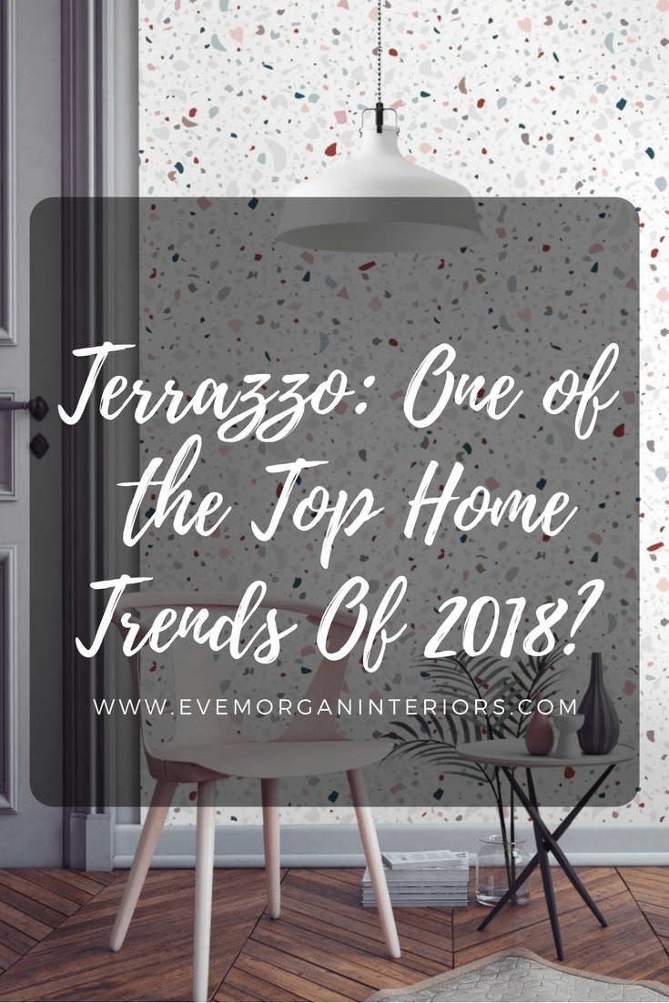 Last year, we chronicled the rise of marble as a major interior design trend. It seemed no matter where we looked  marble was there, whether in faux or real finishes. In 2018, that is all set to change. Let your home get speckled with terrazzo this year. The flat yet complex texture from the '70s looks oh so cool and modern mixed into your furniture and decor.