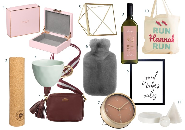 Xmas gift guide for her 2018
