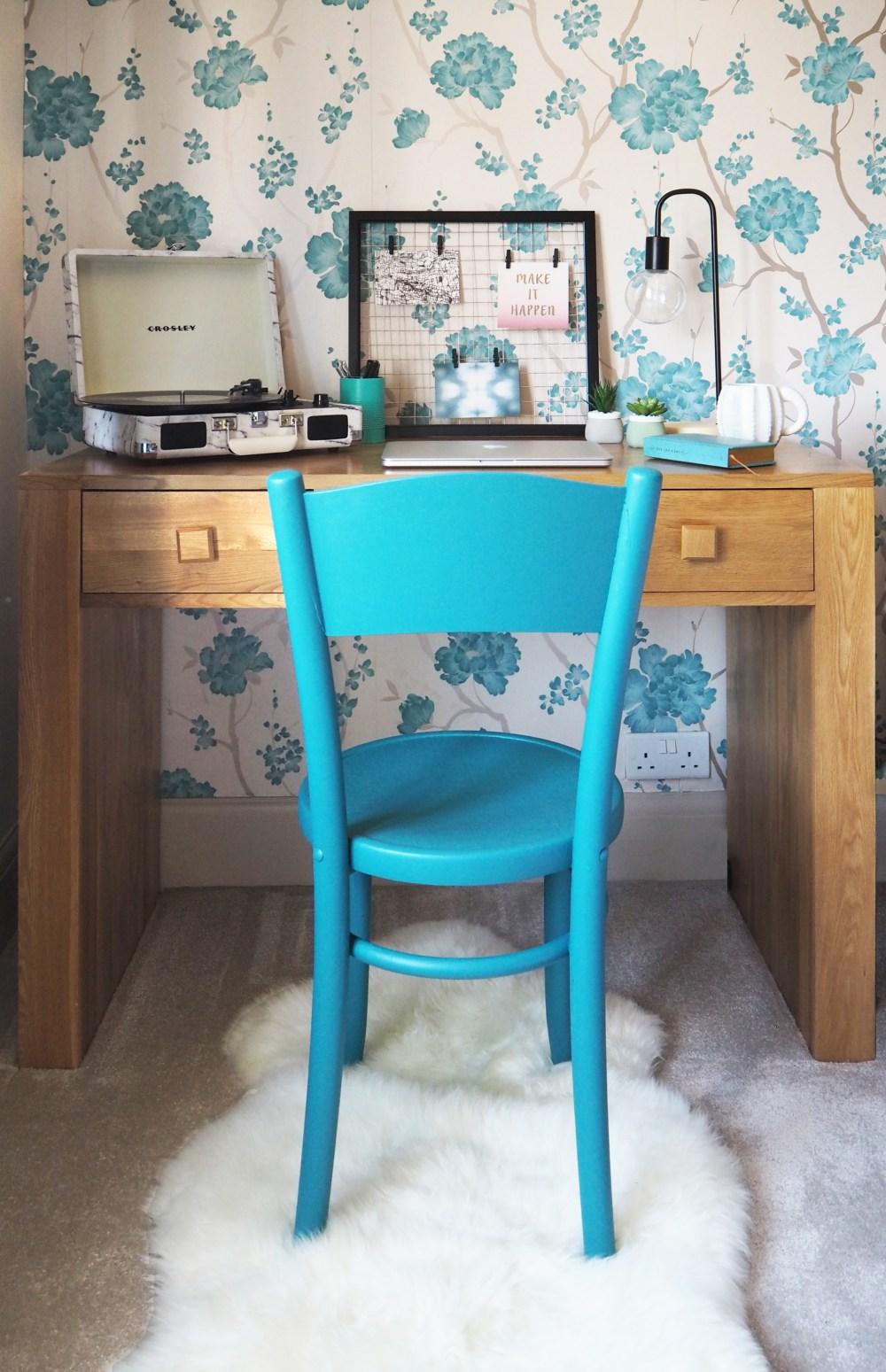 How Valspar Paint helped me update my bedroom