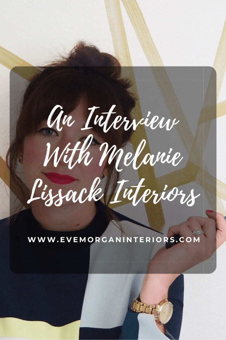 Melanie Lissack interview graphic