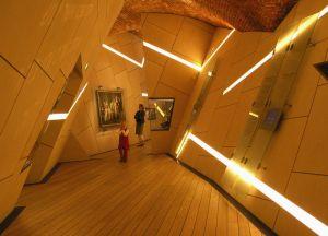 Danish Jewish Museum, D. Libeskind architect, Kopenhagen, Zealand, Dènemark