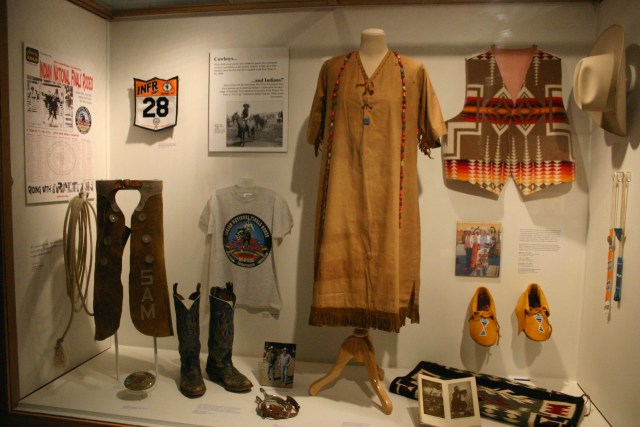 Museum_of_the_Rockies_Cowboys&Indians