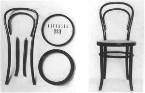 Möbel Thonet