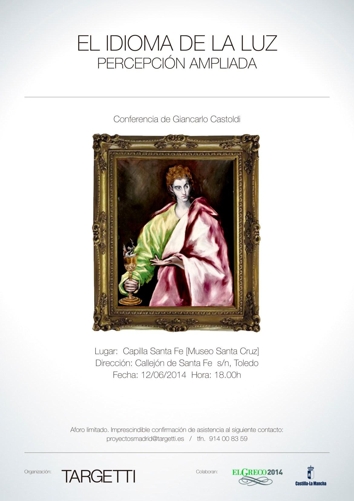 Evento Especial Exposición El Greco