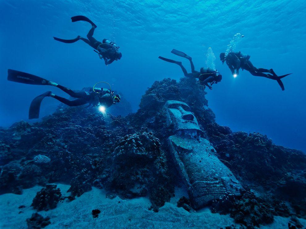 Los Museos y el Mar